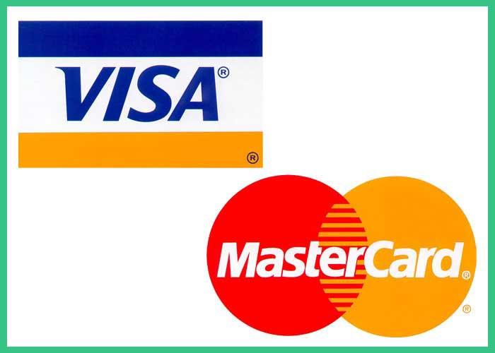 Πιστωτική κάρτα - Mastercard - Visa